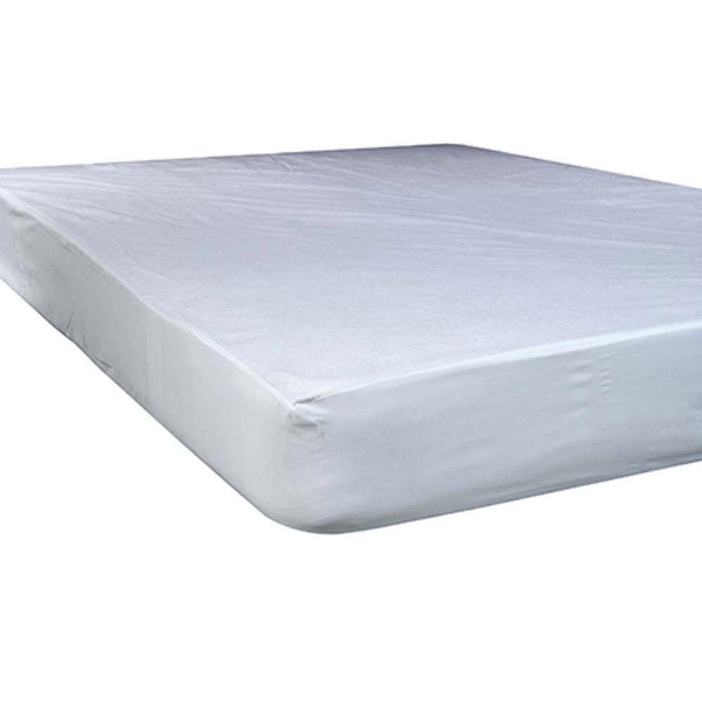 Αδιάβροχο Προστατευτικό Στρώματος  Λευκό