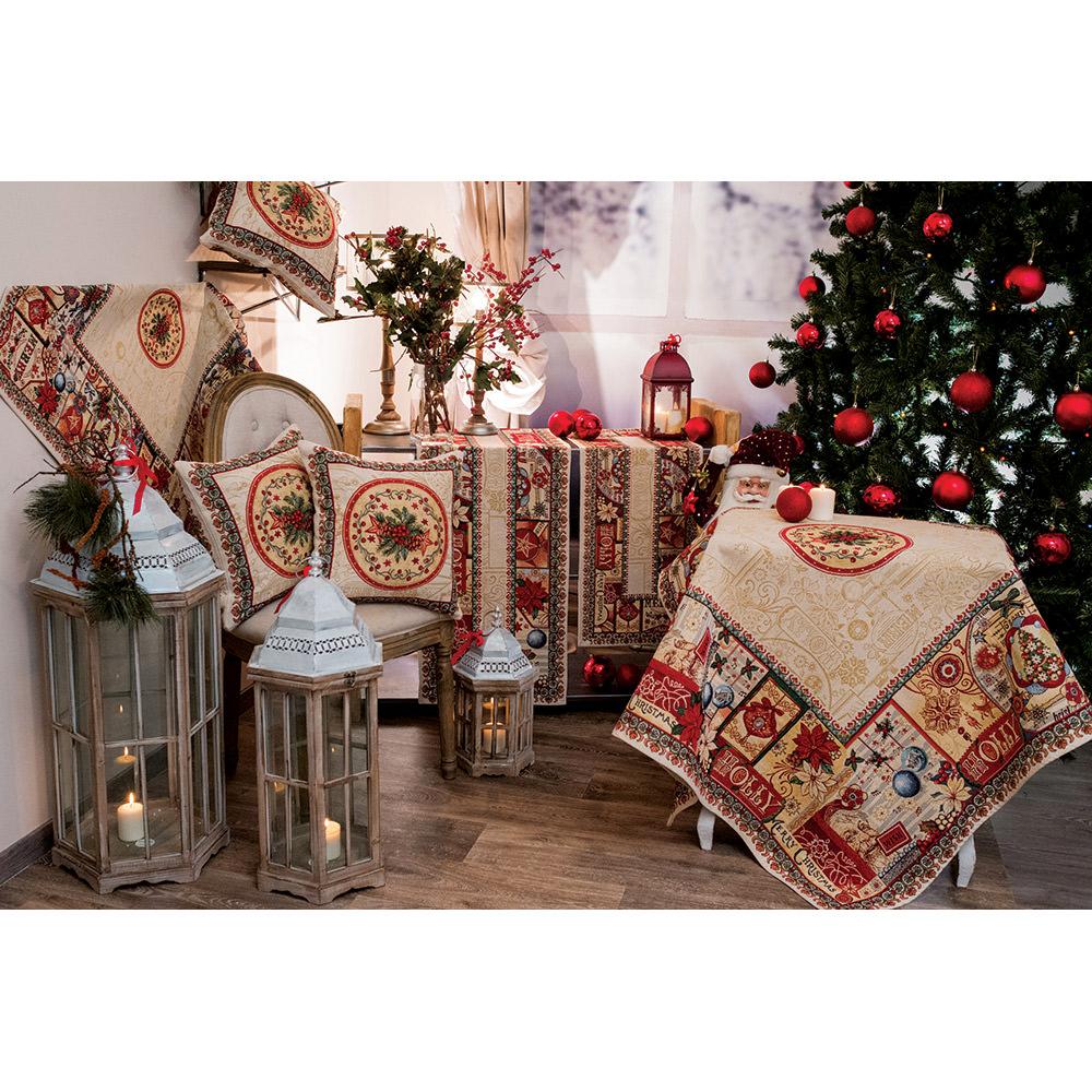 Χριστουγεννιάτικα MERRY ΜΠΕΖ/ΚΟΚΚΙΝΟ