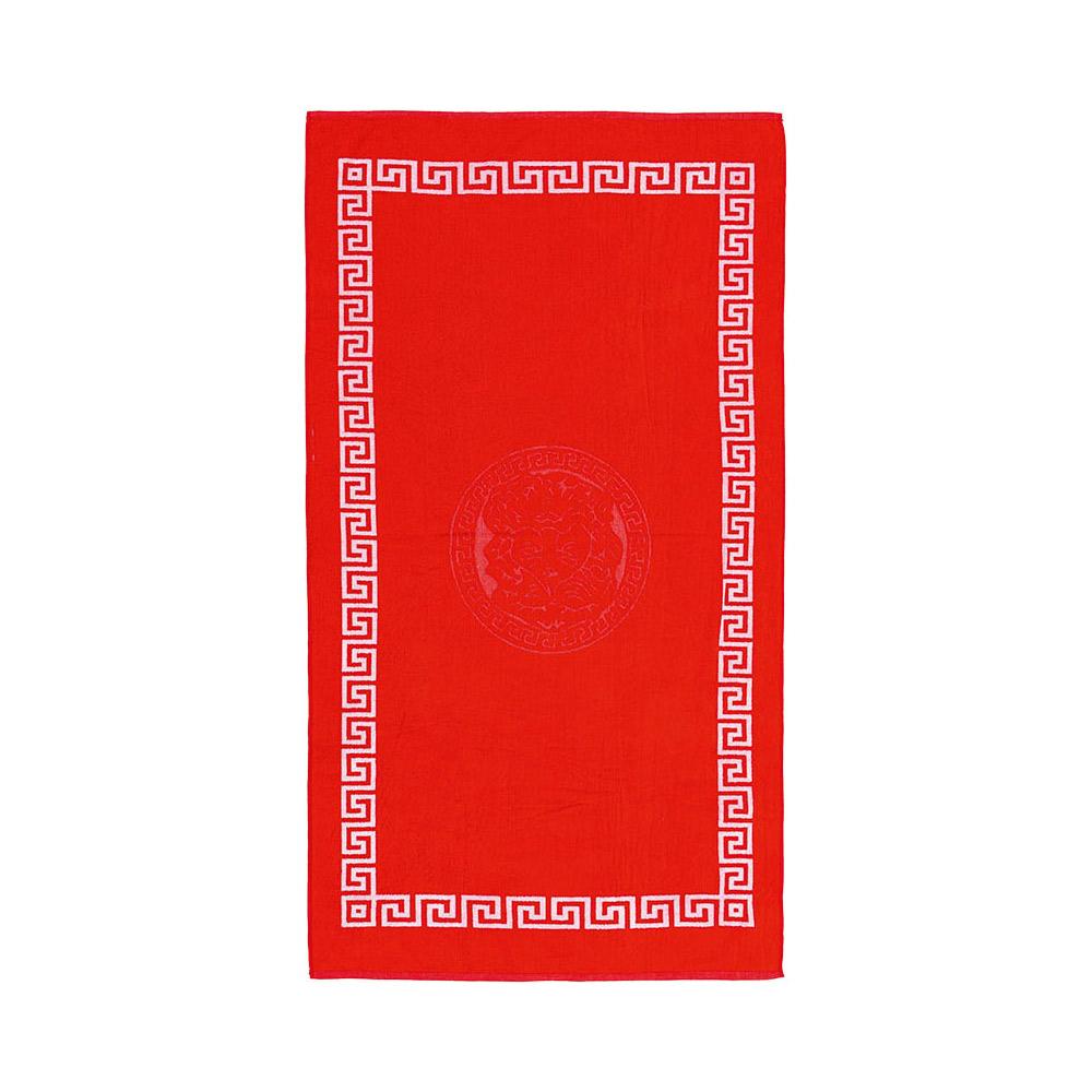 Πετσέτα θαλάσσης meandros red