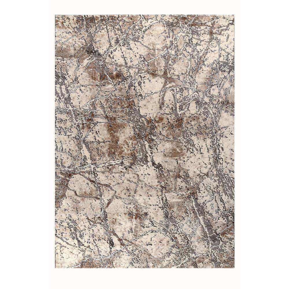 Χαλί ELEMENTS  31277-975  grey brown