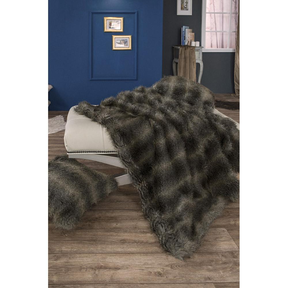 Γούνινο ριχτάρι καναπέ PELT 10