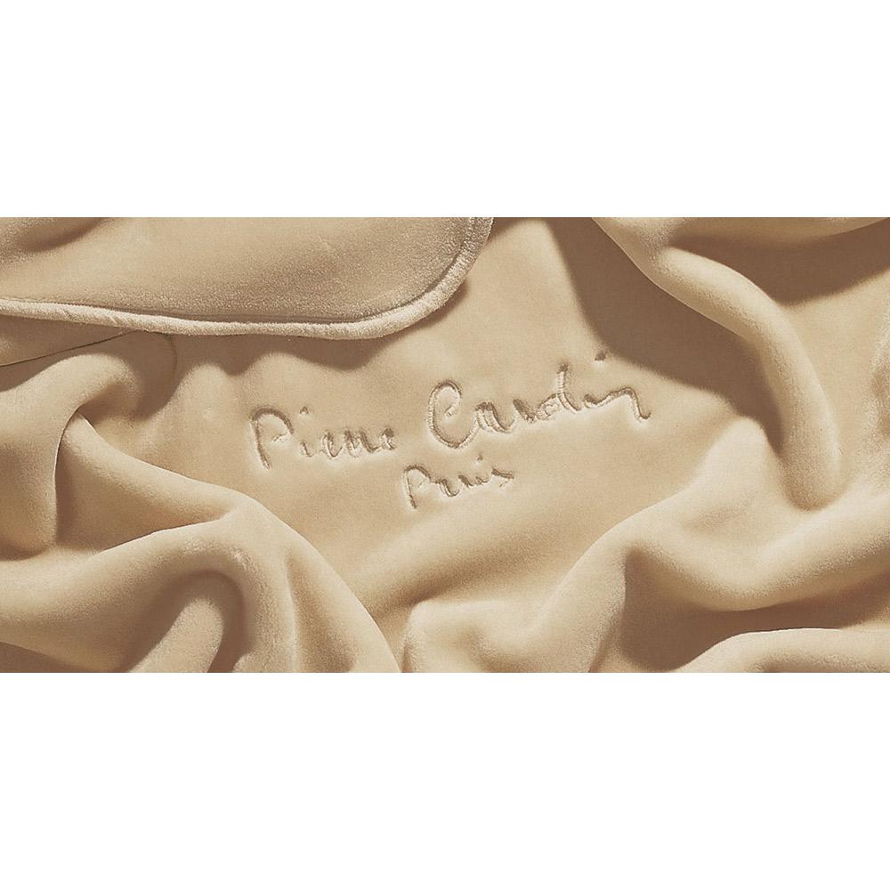 Κουβέρτα ανάγλυφη PIERRE CARDIN OFF WHITE 15-545