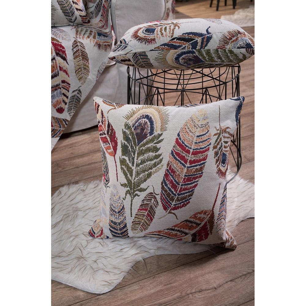Διακοσμητικό μαξιλάρι καναπέ FEATHER