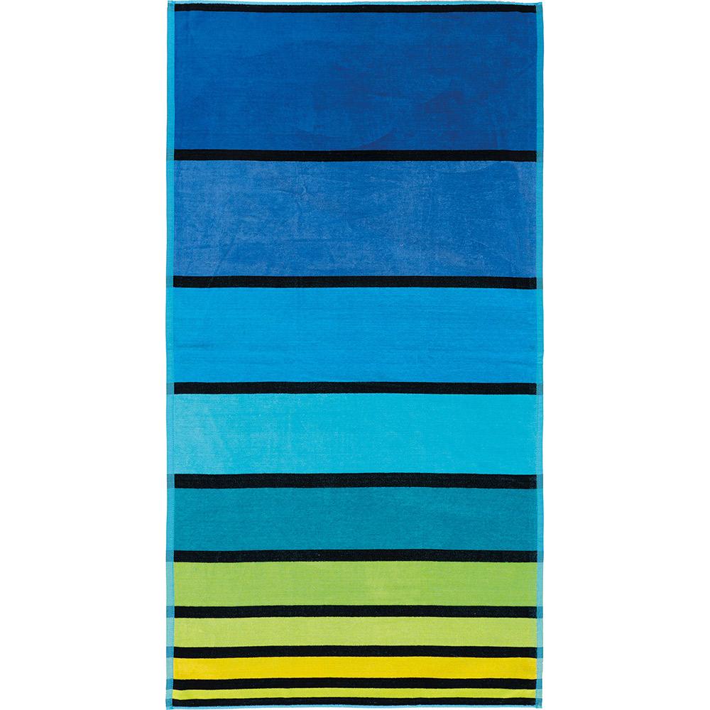 Πετσέτα θαλάσσης art 2111 ΜΠΛΕ