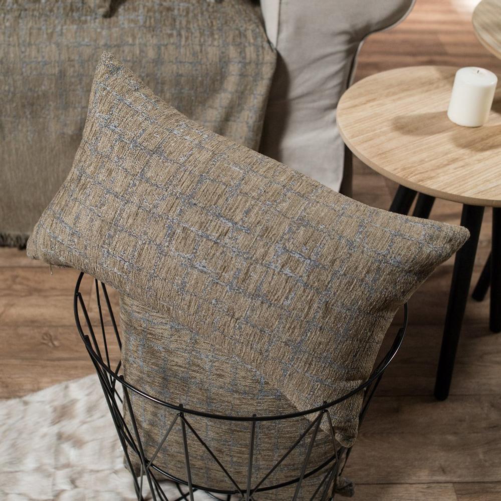 Διακοσμητικό μαξιλάρι καναπέ Phoenix 03 Brown