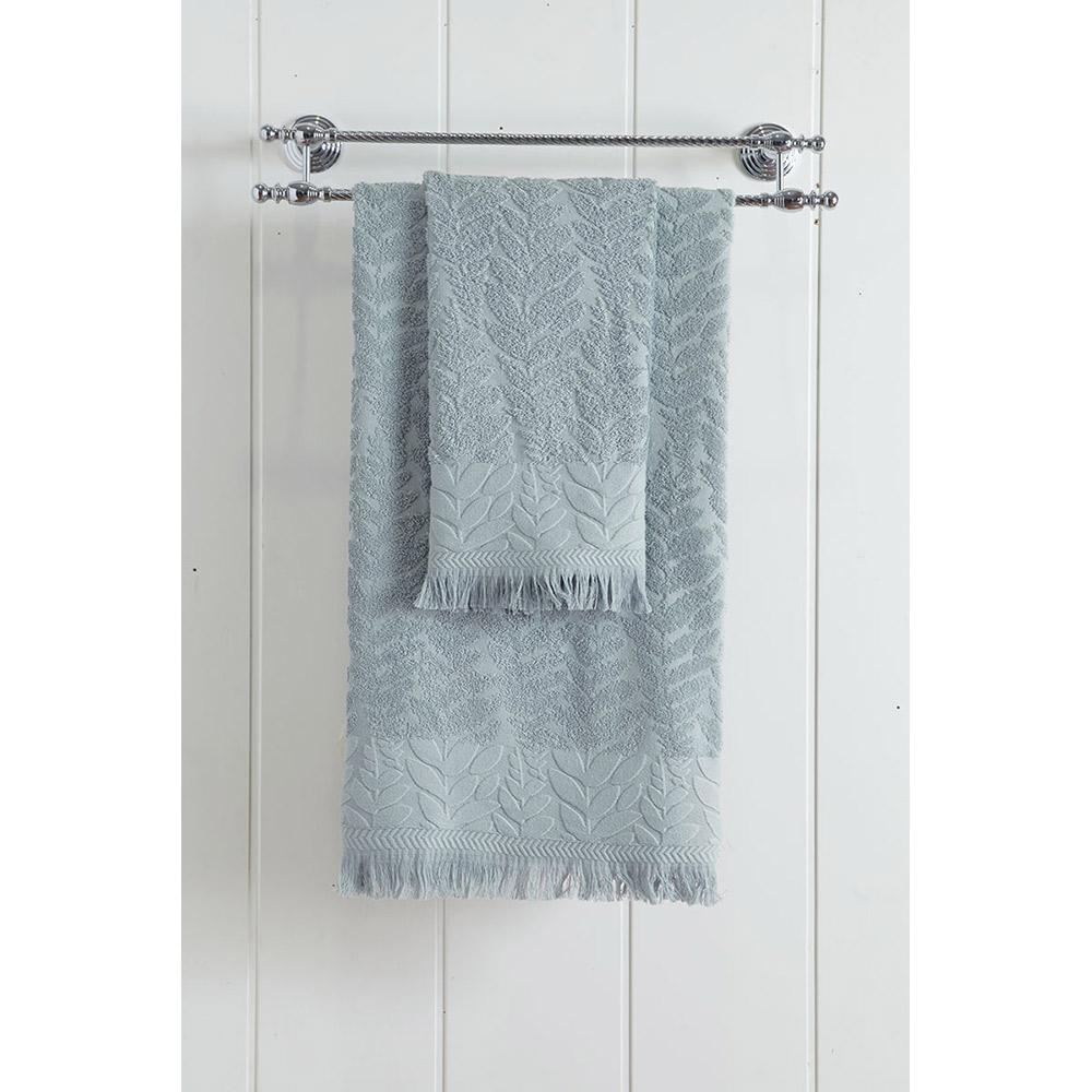 Πετσέτα μπάνιου 3219 Jacquard Grey