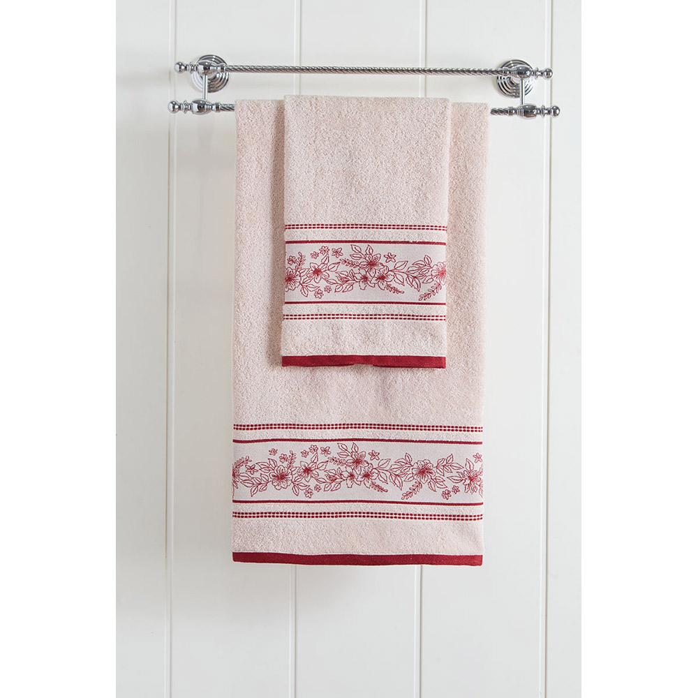 Πετσέτα μπάνιου 3226 Jacquard Ecru
