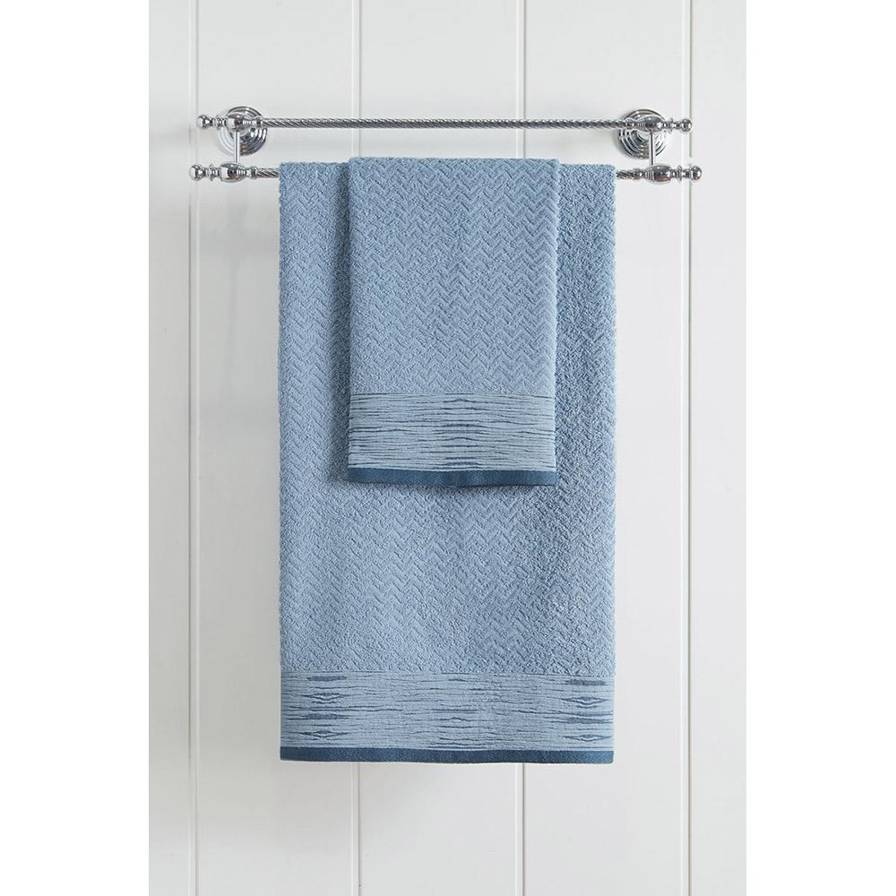 Πετσέτα μπάνιου 3234 Jacquard Ciel