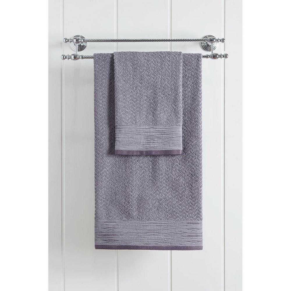 Πετσέτα μπάνιου 3235 Jacquard Purple