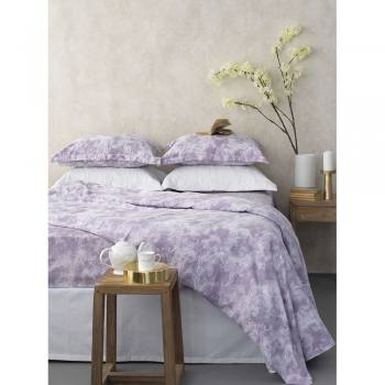 Σετ σεντόνια KING SIZE PRIME COLLECTION PC 5100 (4τμχ)  purple